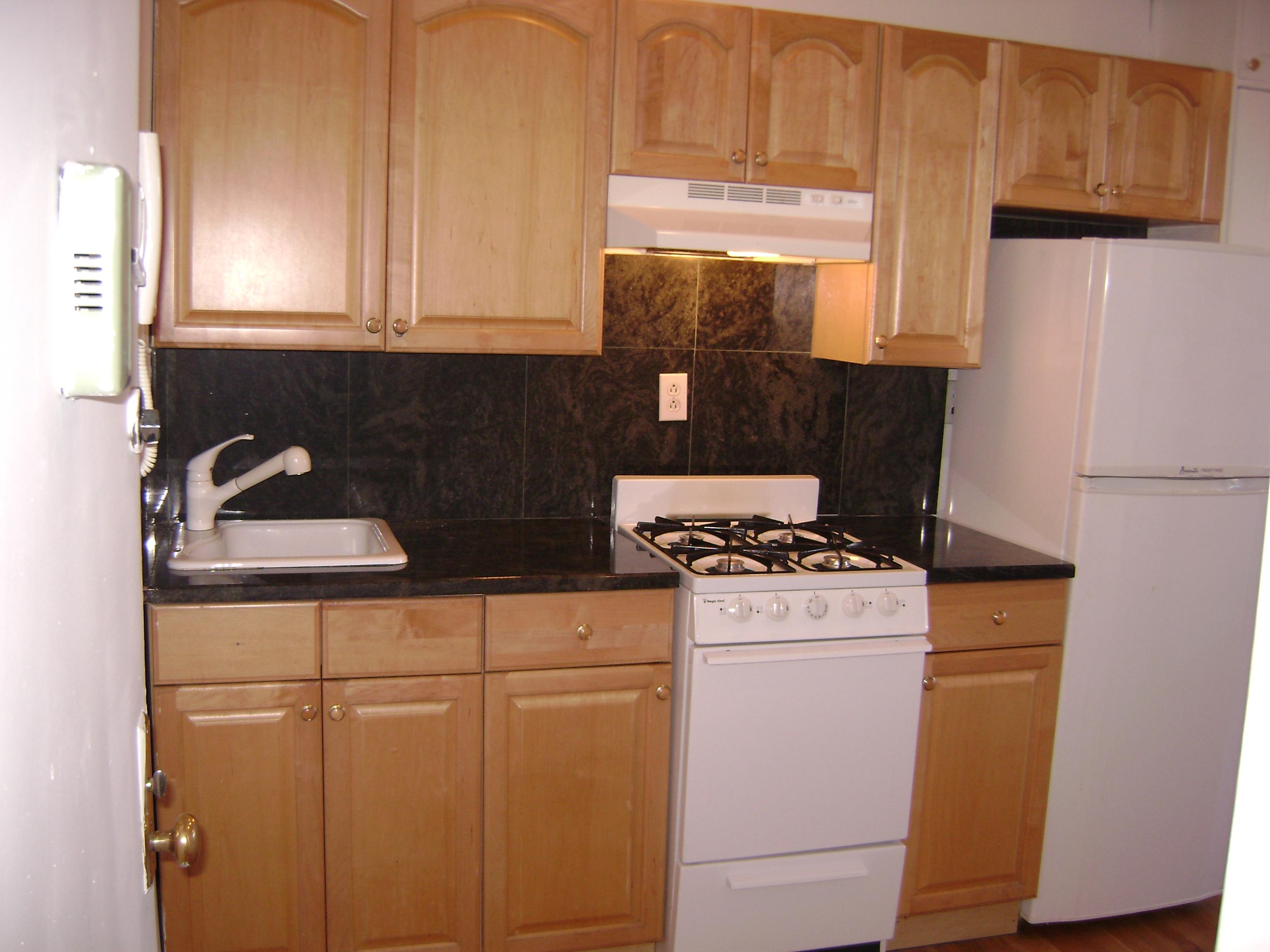 Rental Apartment Kitchen Ideas 100+ [ rental kitchen ideas ] | create a custom backsplash with